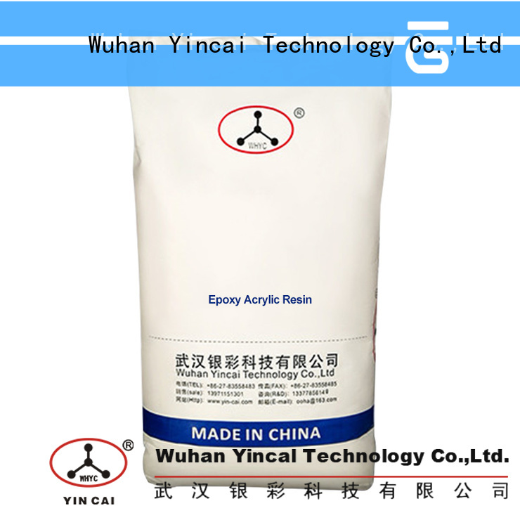 Yincai Carboxyl Acrylic Resin quick transaction for matting agent