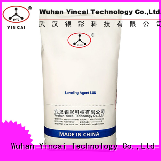 Yincai quick delivery defoaming agent enterprise for powder coating